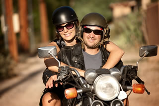 Motorcycle tours in Austria